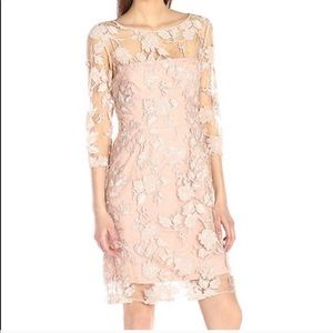 Lace and Sequin Dress